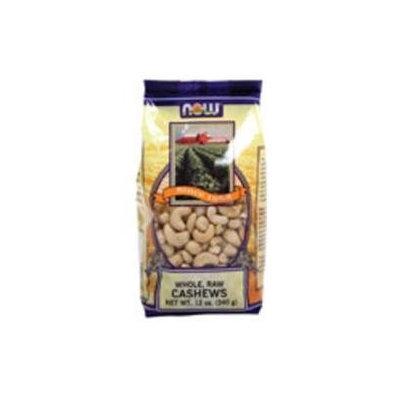 Now Foods, Whole Raw Cashews 10 oz