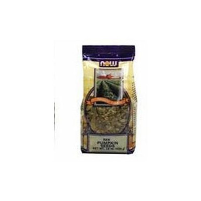 NOW Foods - Raw Pumpkin Seeds - 1 lb.