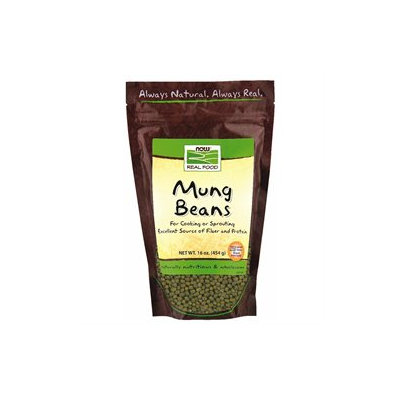 NOW Foods Mung Beans Sprout - 2 pk.