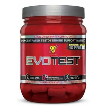 BSN EvoTest (100ct. Bonus Size)