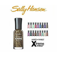 10 Sally Hansen Hard as Nails Xtreme Wear 10 Fingernail Polish's All Different Colors No Repeats