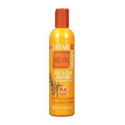 Creme Of Nature Lemongrass & Rosemary Leave-In Creme Conditioner