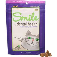 In Clover Inc. Smile Dental Feline Chews (60 Soft Chews)