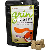 In Clover Dental Grin Daily Treats 6 pk