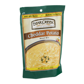 Bear Creek Country Kitchens Cheddar Potato Soup Mix