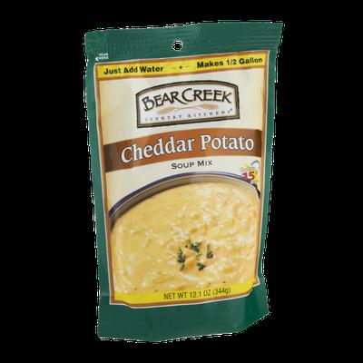 bear creek country kitchens cheddar potato soup mix Cheddar Potato Soup Mix Cheddar Potato Soup Mix