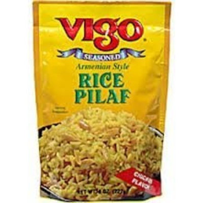 Vigo Seasoned Armenian Style Rice Pilaf 8oz