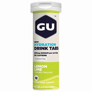 Gu Hydration Watermelon 12 Tab