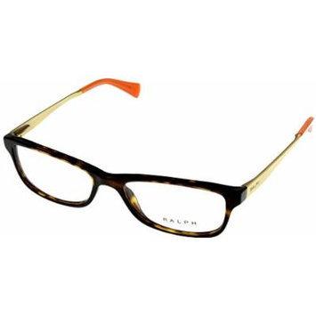 Ralph by Ralph Lauren Women Prescription Eyewear Frames Havana Rectangular RA7050 502