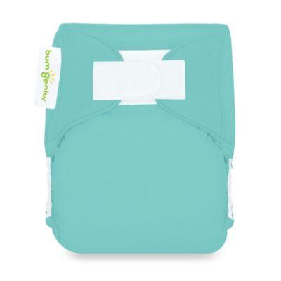 Babies R Us bum Genius Newborn All-In-One Stay Dry Cloth Diaper - Mirror