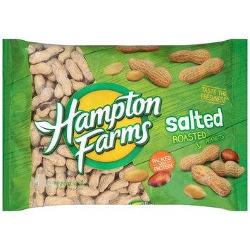 Hampton Farms Salted & Roasted Peanuts