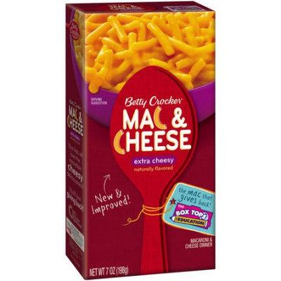 Betty Crocker™ Extra Cheesy Mac and Cheese