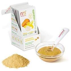 Nurturme Banana/Oatmeal/Sweet Potato Organic Dry Meal Pouche