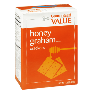 Guaranteed Value Honey Graham Crackers