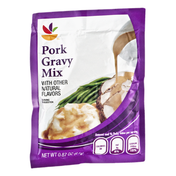 Ahold Giant Pork Gravy Mix