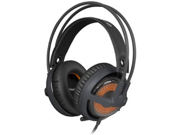 SteelSeries Siberia V3 Prism Gaming Headset, Cool Grey