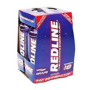 VPX Redline Energy Drink Grape