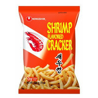 Nong Shim Nongshim Shrimp Cracker, 4 Pack , Total Net Wt. 10.56 Ounce