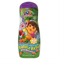 Mzb Accessories Llc. Dora the Explorer Bubble Bath