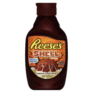 Reese's Shell Chocolate & Peanut Butter Topping