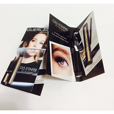 GUERLAIN Cils D'enfer so Volume Mascara 2 pieces -sample -1.5ml/0.05 oz/each
