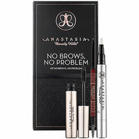 Anastasia Beverly Hills No Brows, No Problem