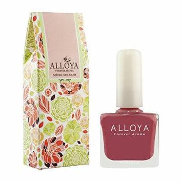 Alloya Natural Non Toxic Nail Polish, Pregnancy Safe, 033 Love me tender