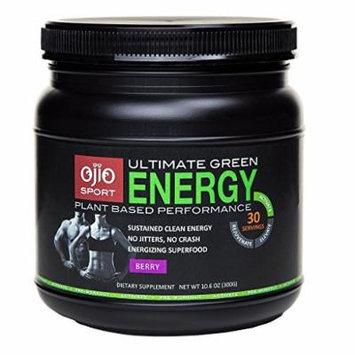 Ojio Sport Activate Green Energy - Berry