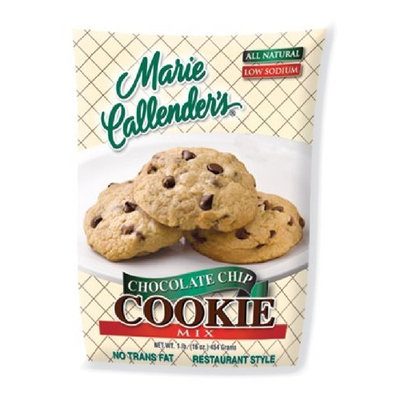 Marie Callender's Chocolate Chip Cookie Mix Pouch, 16-Ounce Pouches (Pack of 12)
