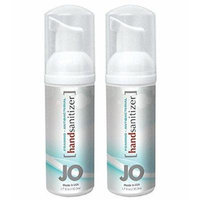 System Jo Foaming Anti-bacterial Alcohol Free Hand Sanitizer : Size 1.7 Fl. Oz / 50 Ml (Pack of 2)