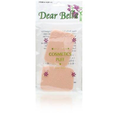 Dear Bella Cosmetic Puff (Square) ASP-11 - 2 Pieces