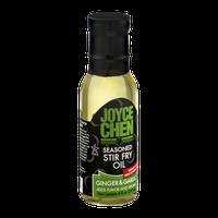 Joyce Chen Seasoned Stir Fry Oil Ginger & Garlic