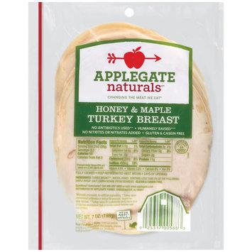 Applegate Farms Naturals Honey & Maple Turkey Breast, 7 oz