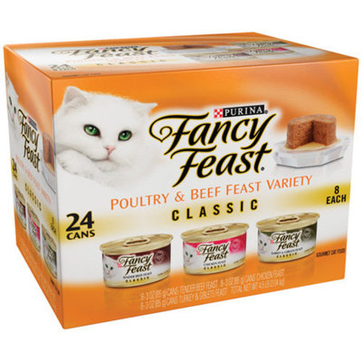 Fancy Feast Poultry & Beef Feast