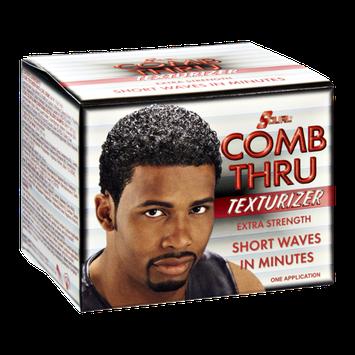 Scurl Comb Thru Extra Strength Short Wave Texturizer