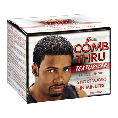 Scurl Comb Thru Extra Strength Short Wave Texturizer