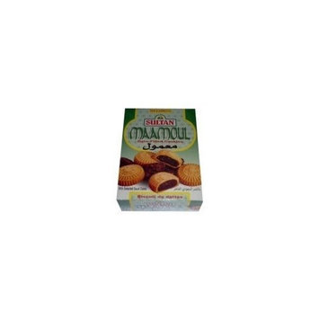 Sultan Maamoul Date Filled Cookies (12pc)