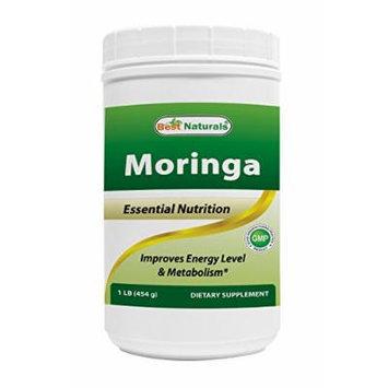 Best Naturals Moringa Powder 1 Lb