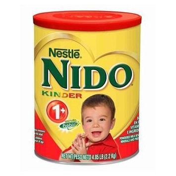 Nestlé Nido Kinder 1+ Toddler Formula (4.85 lbs.)