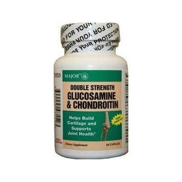 Glucosamine Chondroitin, Capsule, 500-400mg, 60 CT (PACK OF 3)