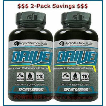 *2-PACK* Applied Nutriceuticals DRIVE (110 capsules)
