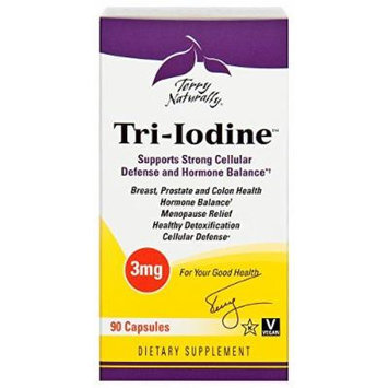 Terry Naturally Tri-Iodine 3 mg 90 caps