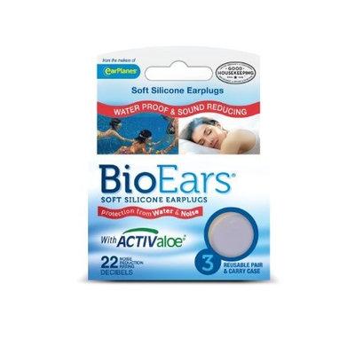 Cirrus BioEars Soft Silicone Earplugs 3 ea