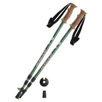 Harvy Collapsible Green Hiking Pole