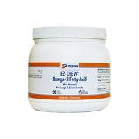 EZ-CHEW Omega-3 Fatty Acid - Max Strength Soft Chews [Large & Giant Breeds]
