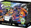 Nintendo Wii U - Special Edition Splatoon Deluxe Set