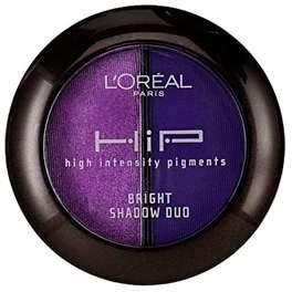 L'Oréal Paris H.I.P. Cosmetics High Intensity Bright Shadow Duo