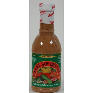 Red Shell Sesame Soy Dressing 12oz
