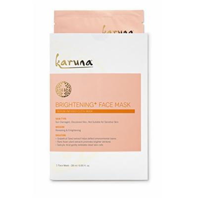 Karuna Single Brightening + Face Mask, 0.95 fl. oz.