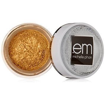 em michelle phan Color Facets Sparkling Shadow Top Coats [Gold Divine]